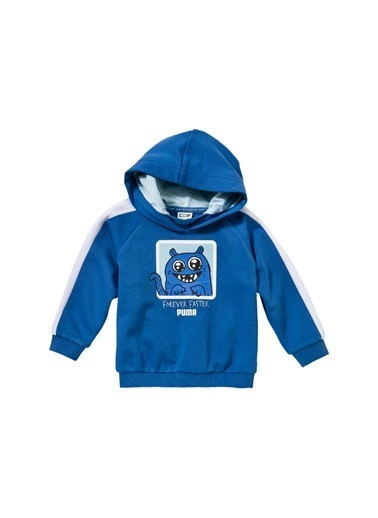 Puma Puma 58174742 Monster Hoody T-Shirt Lacivert